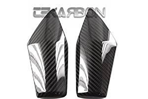 2013 - 2015 Honda CBR600RR Carbon Fiber Rear Side Panels