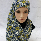 Wholesale Modern Boutique Islamic Jilbab Abaya Office Scarf for Ladies