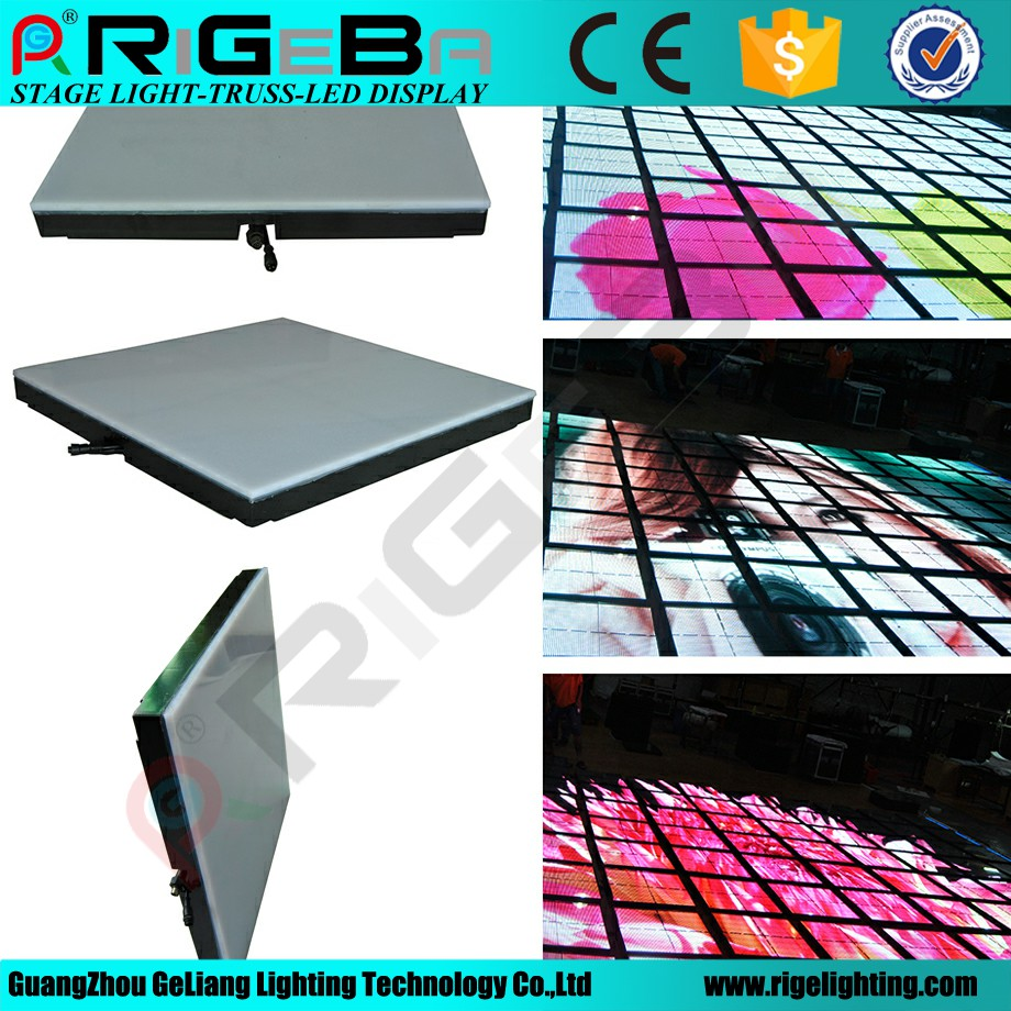 hot new products stage light outdoor led display p10 led video dance floor