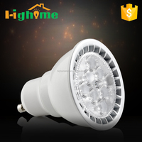 China Supplier LED GU10 MR16 E27 light bulb led spotlight Long Lifespan