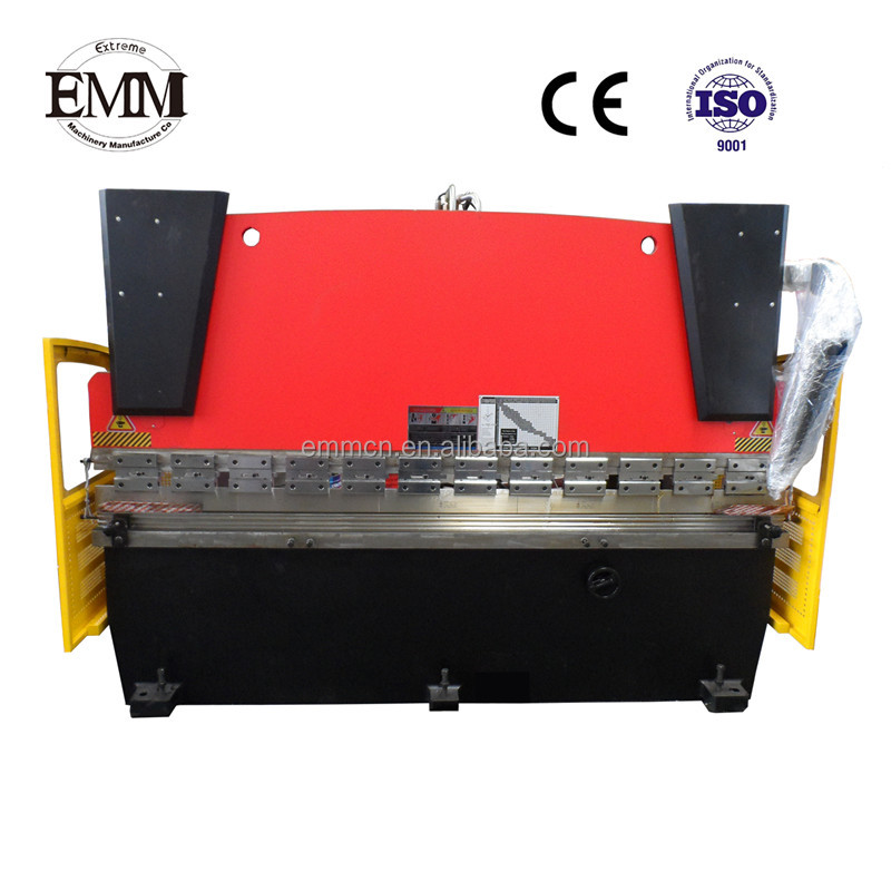 WC67Y-300/6000 6m hydraulic press brake