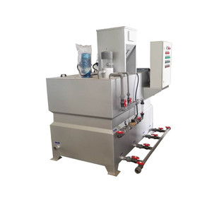 automatic dosing machine wastewater treatment equipment
