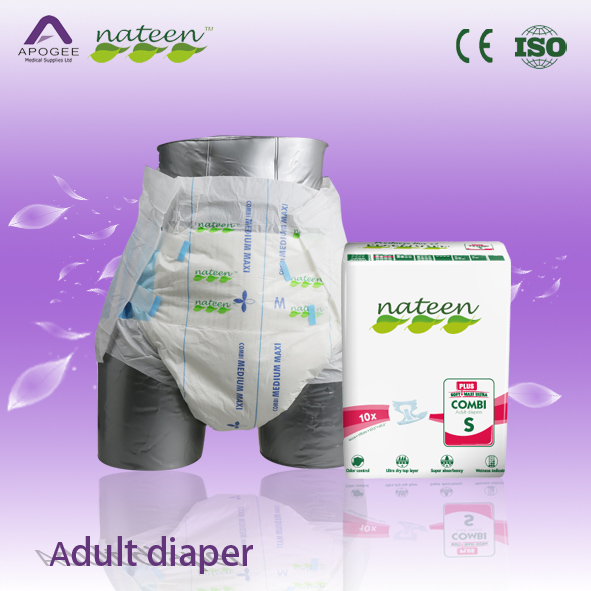 Adult baby style diapers
