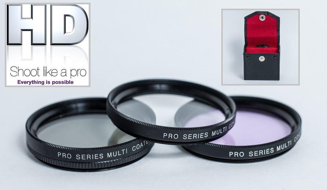 Sakar 72mm UV//Polarizing//Fluorescent