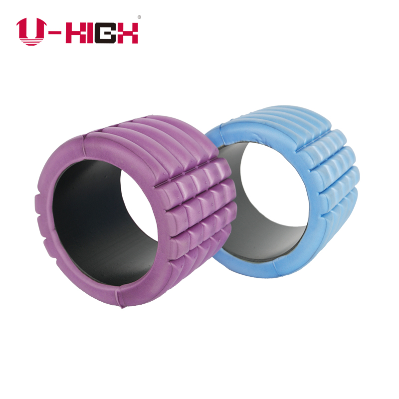 Fashion fitness best selling exercise hollow yoga foam roller