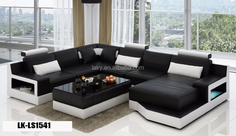 Latest Designs Of Sofa Sets lk-ls1541 factory latest design hall sofa set - buy couch,new l
