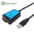 IOCREST EXAR1411 chips 1.8m USB 2.0 to Serial (rs-232/422/485 DB-9) Converter