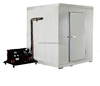 walk-in chest freezers beef storage room, chilling freezer room for supermarket, freezer refrigerator