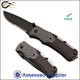 High Quality Serrated Blade Folding Knife For Sale in China