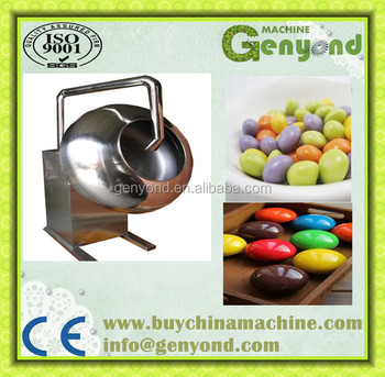 Shanghai Genyond Small Chocolate Beans/bar/cake/biscuit Enrobing ...