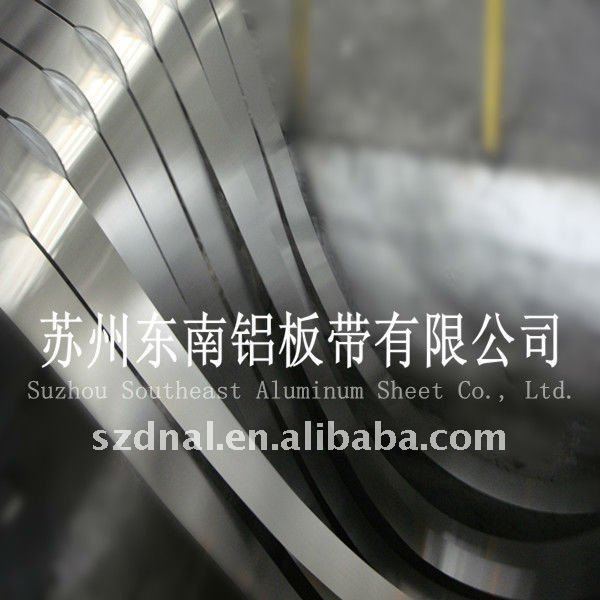1060 aluminum straps , aluminum strip for lamp reflector