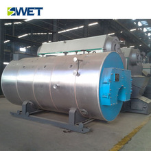 Continental horizontal type hot water boiler barrel