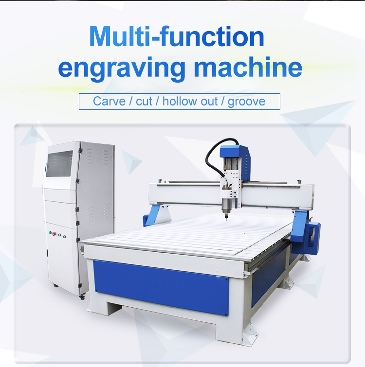 Songli 1325 3.2KW Furniture Wood Gate Router CNC Milling Machine Three-axis Four-axis Five-axis Router