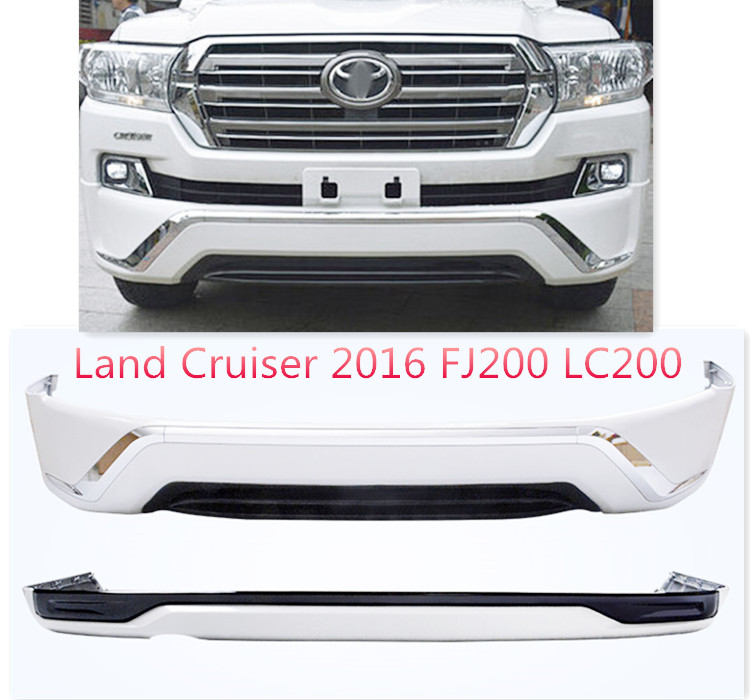 Car Body Kits Front Bumper For Toyota Land Cruiser Prado