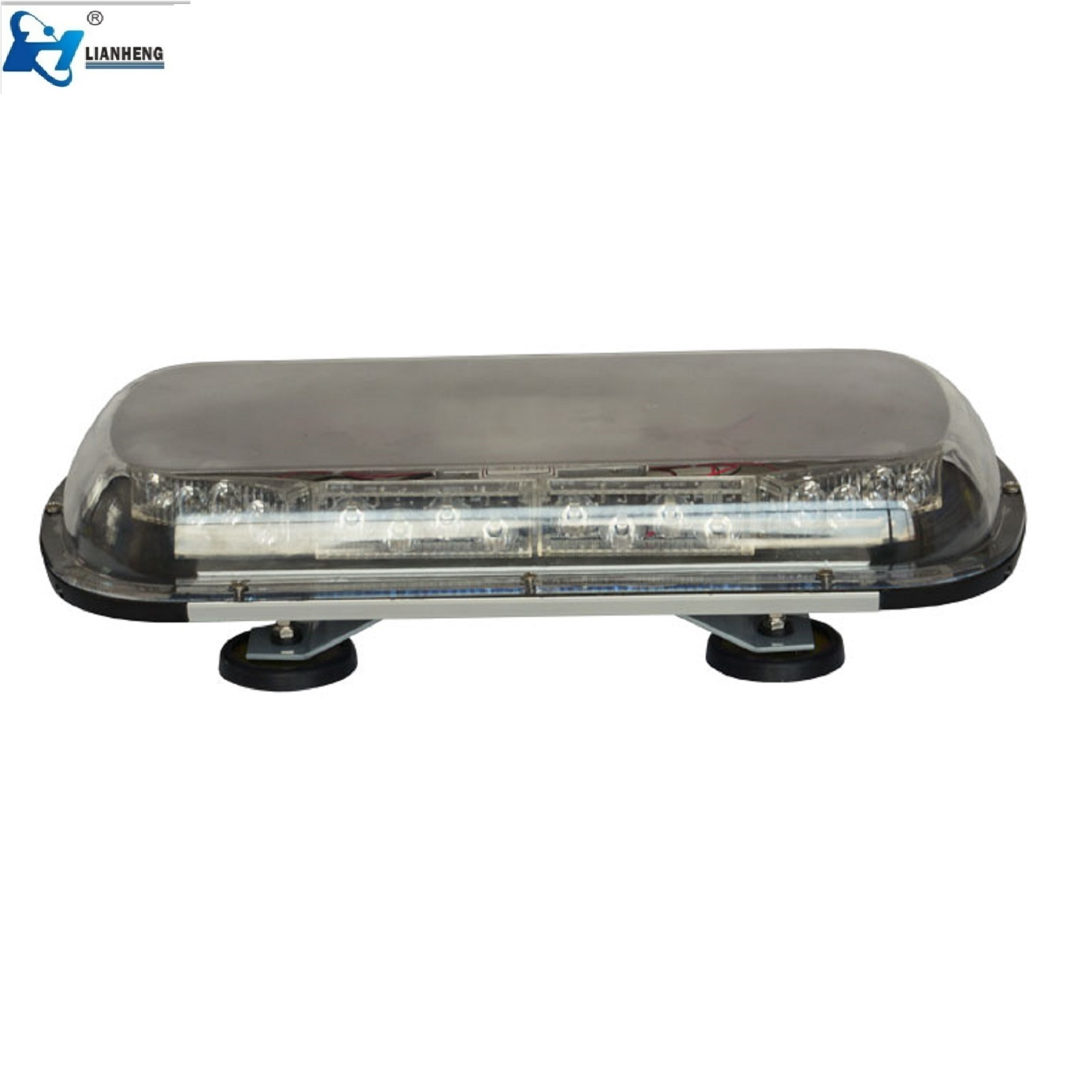 12 V Rosso e Blu Mini bar luce/luce di emergenza bar/barra luminosa a led