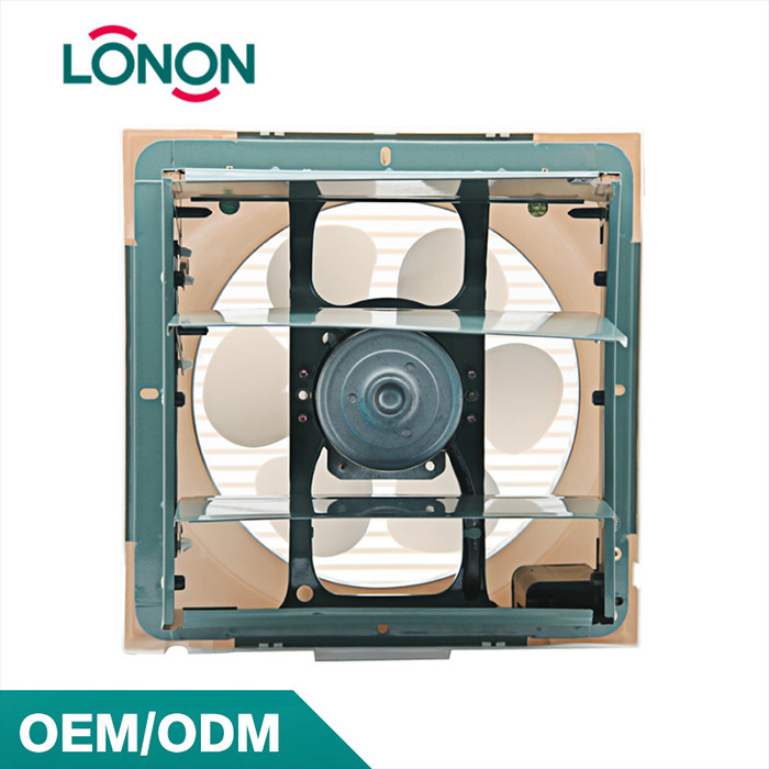 Filter The Smooth Operation Of Plastic Blade 200Mm 5-Blade Axial Axial Fan