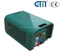 R22 / R410A / R134A Commercial Refrigerant Recovery/Refill/Vacuum Machine for Screw Units at competitive price CM8000