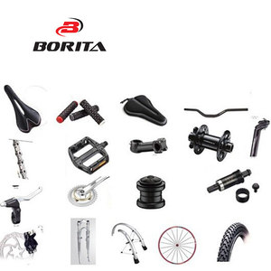 Saddle/Pedal/Tire&Tube/Brake/Wheel/Hub/StemMudguards/Seat post/BB./Crankset/Fork wholesale Bicycle Parts