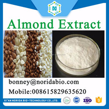 Pure Natural Bitter Almond Extract//98% Amygdalin powder with High Quality!!!