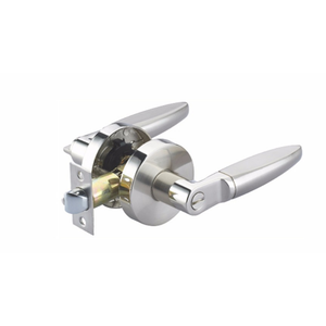 China Manufacturers New Design Zinc alloy Commercial Lever Handles Locks Lever Safety Bathroom Lever Door Lock