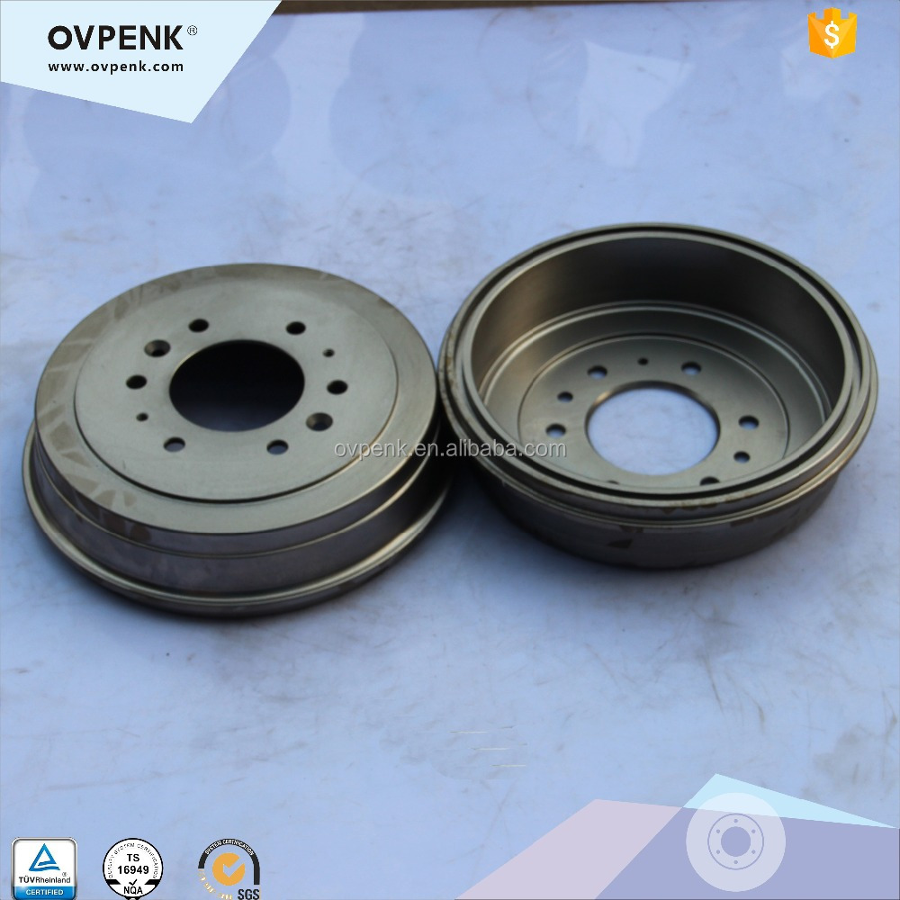 high performance Rear Brake Drums For MAZDA Pick up 02-03 4WD 2.5D/TD(UF) S083-26-251/S083-26-251B/S083-26-251C AUTO parts