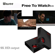 Q1 IPTV box Wasee brand ,arabic ip tv box Android OS television android smart tv box