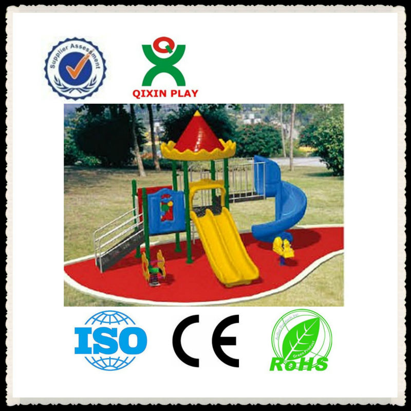 Cheap!!!fun outside playground/playground tiles/free educational games for kids QX-11042F