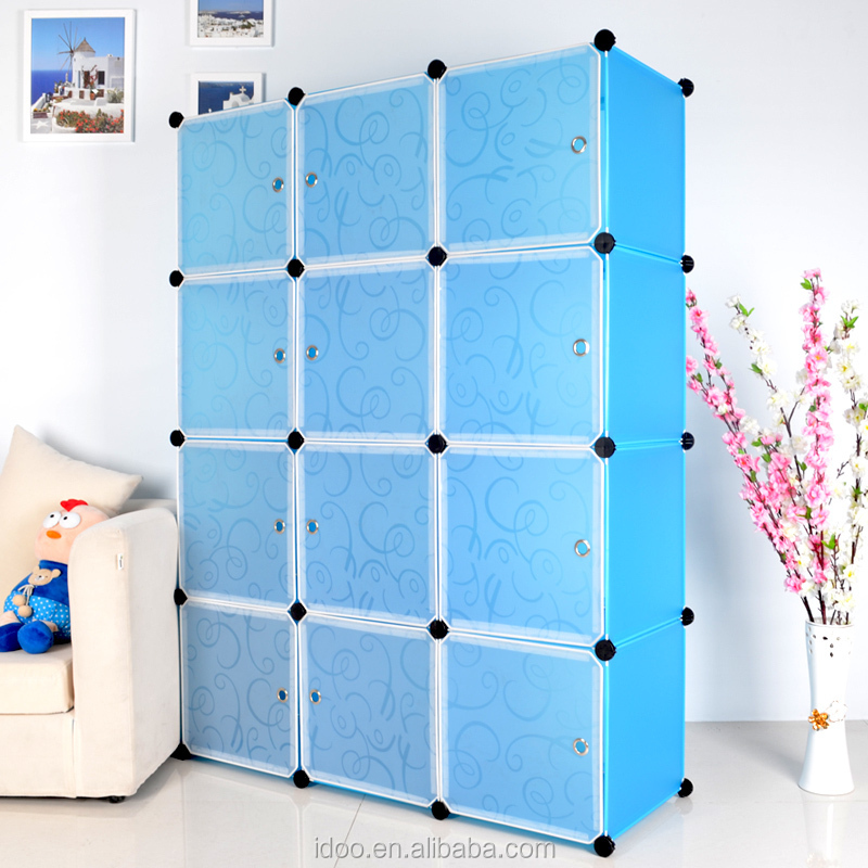 Wonderful Bedroom Clothes Wardrobe Cube Diy Storage Diy Closet Organizers  (FH AL0039 12)