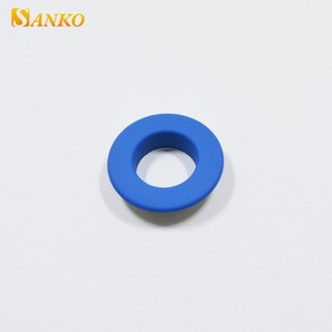 factory custom metal brass eyelets in color