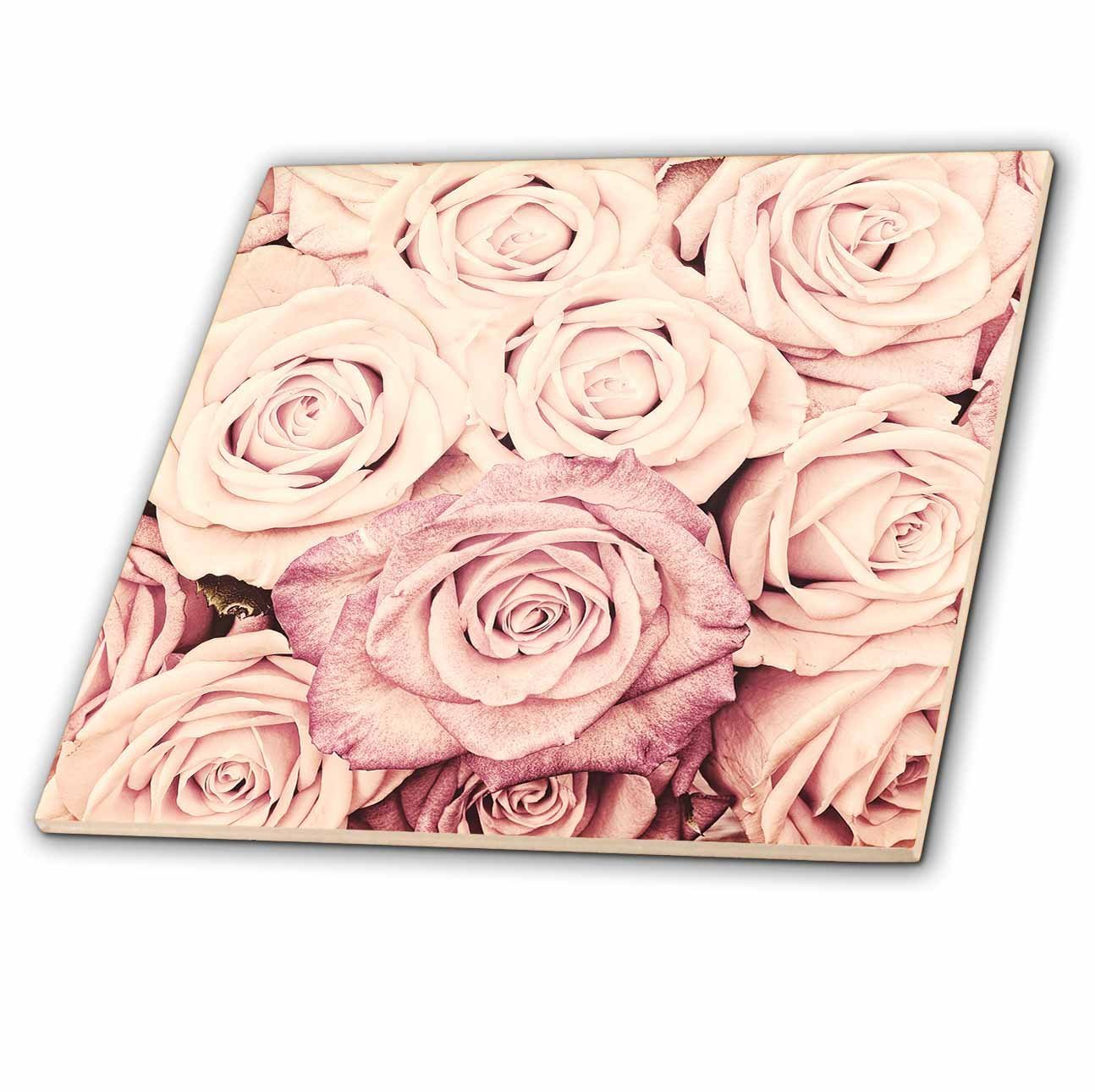 Cheap pink bunch of flowers find pink bunch of flowers deals on mylittlerachellife 3drose uta naumann photography flowers bunch of pink roses 6 inch ceramic tile dailygadgetfo Choice Image