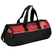 Wholesale waterproof garment barrel duffel bag for traveling luggage