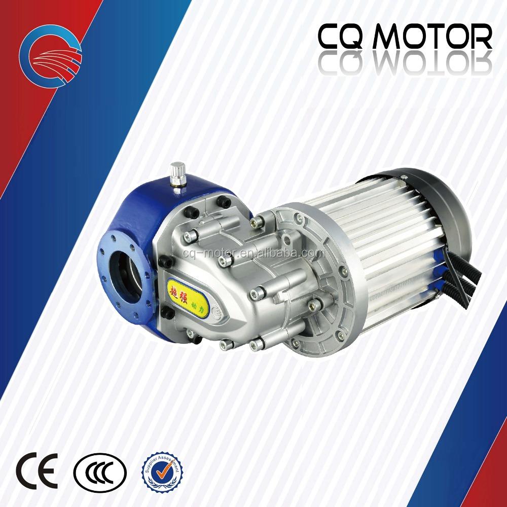 Open type 3kw motor brushless da cc motor da engrenagem for 3kw brushless dc motor