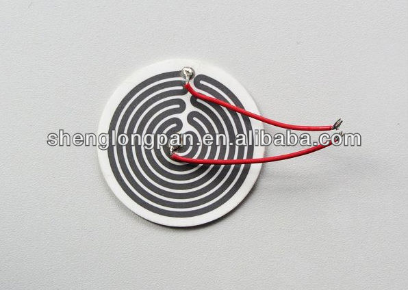 12v Round Ceramic Heating Element - Buy 12v Round Ceramic Heating ...