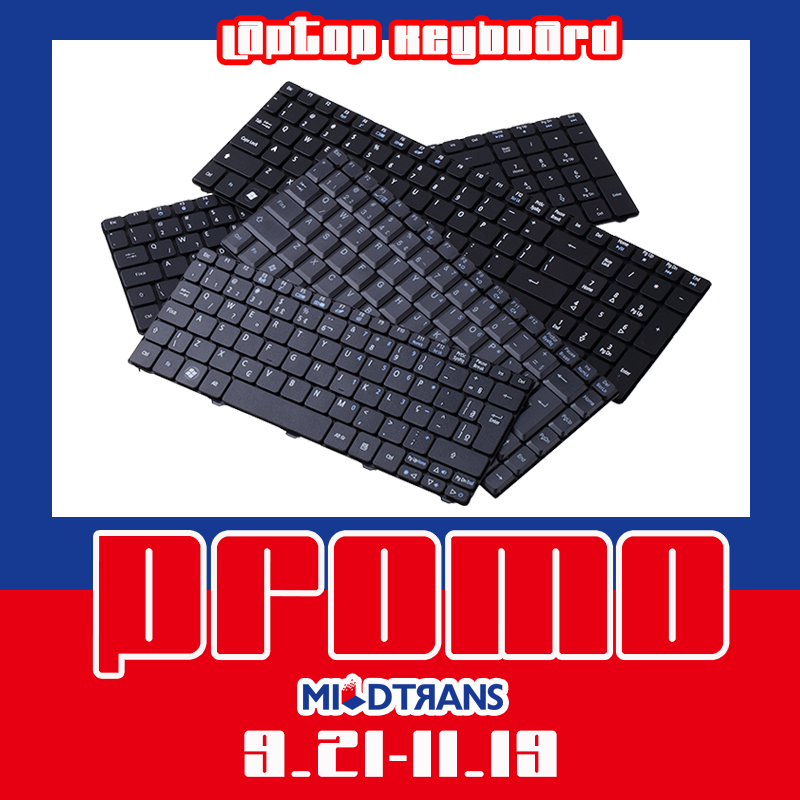 Promo Day MOQ 5000pcs notebook Keyboard For ACER 5810 5810T 5810TG 5810TZ 5810TZG 5820 5820G 5820T US
