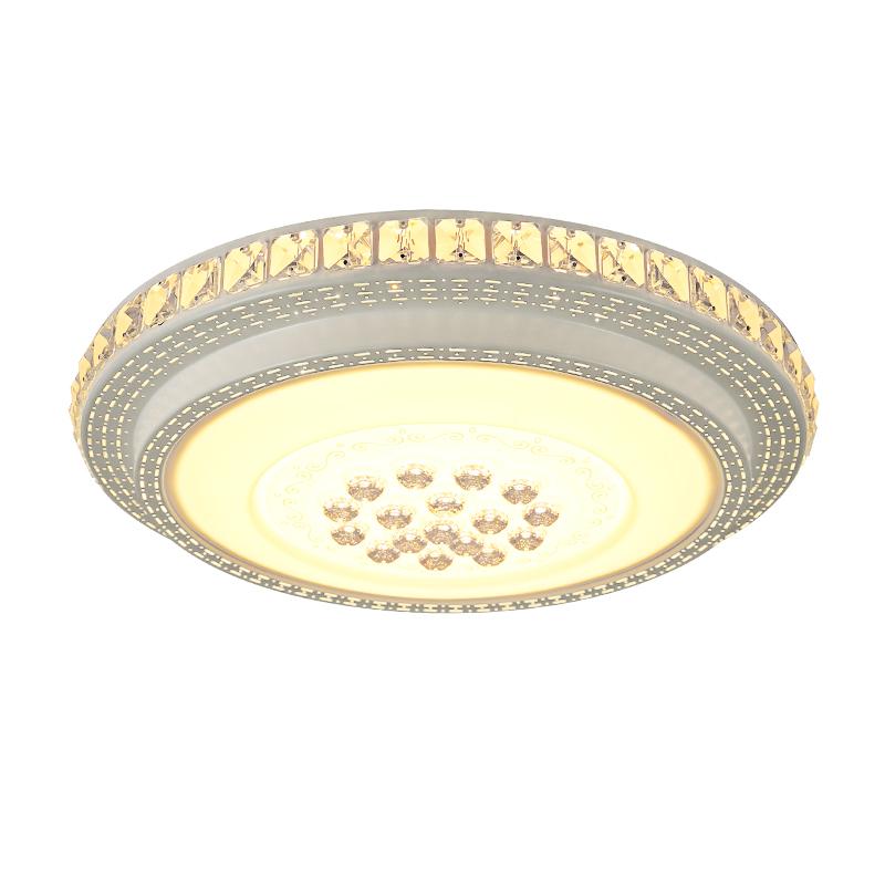 Große Kreis Voller Licht Deckenleuchten Minimalistischen Schlafzimmer Lampe  Restaurant Lichter Kreative Studie Lampe Dimmer Farbe Versprechen
