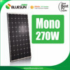 250W 260W 270W Mono Solar Panel Wholesale for Solar Power System
