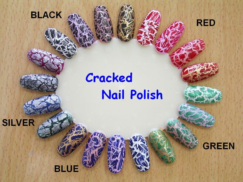 Cracked Nail Polish - Buy Nail Polish Product on Alibaba.com