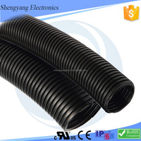SY Chinese Supplier Electrical Wiring Car Bellows Promotional Nylon Corrugated Pipe