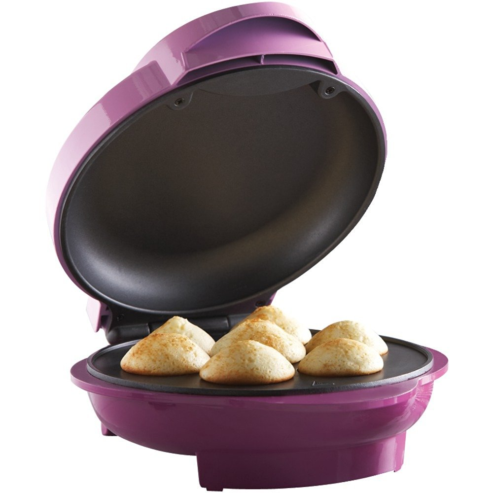 brentwood ts 252 electric food maker mini cupcake maker home garden - Mini House Maker