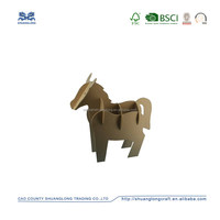 New design laser cut wood animals carved animals for educational , antique chinese animal wood carving