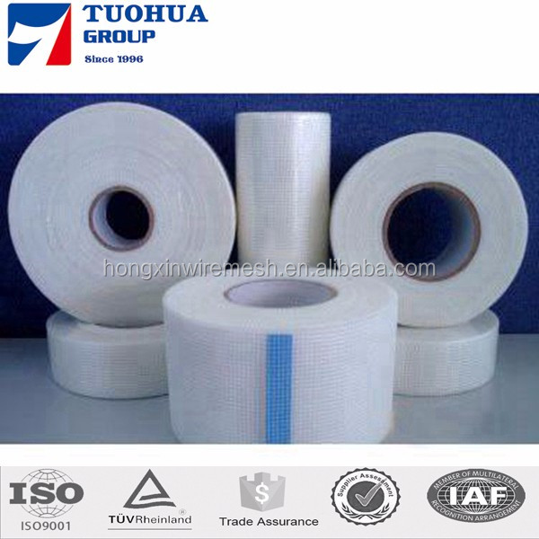 Acrylic adhesive clear polyester film fiberglass fibric mesh tape for transformer