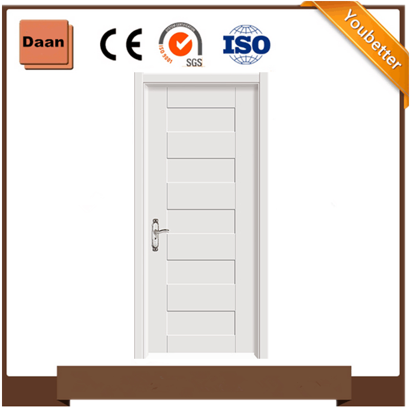 America and Canada hot selling house white modern interior wood doors internal