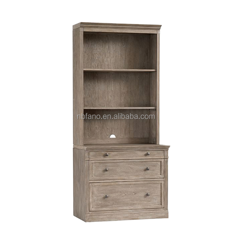 FN-6871 straw storage cabinet with drawers