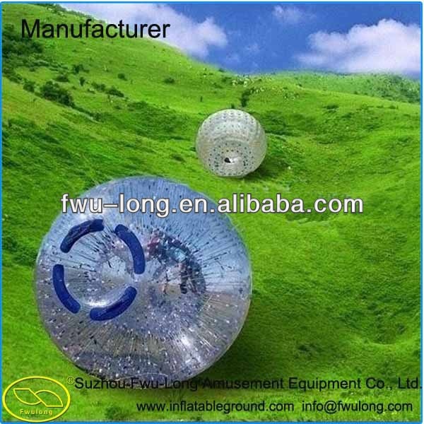 Down Hill Bumper Zorb Ball