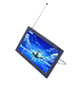 New Arrival Smart Full HD mini Portable Color TV with DVB-T2