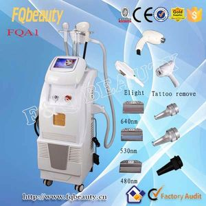 Safe and Effective Home Epilation IPL+RF FQA1 Elos Hair Removal Machine