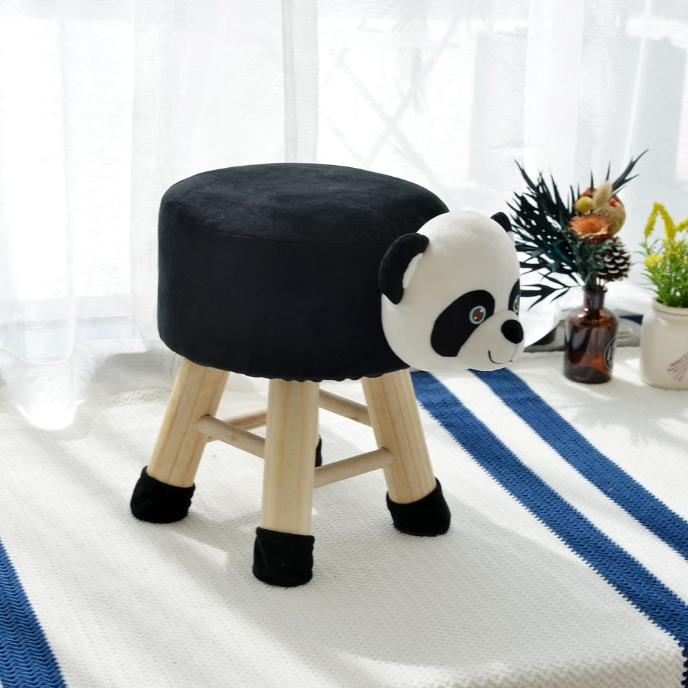 Prime Eco Friendly Baby Toys Lovely Panda Animal Toys Shape Fancy Wooden Stools Child Wooden Stool Cute Baby Stool Furniture Buy Adult Baby Ncnpc Chair Design For Home Ncnpcorg