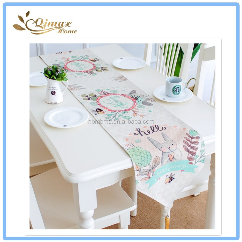 Dining Table Runner Dining Table Runner Suppliers And Manufacturers - Custom dining room table runners
