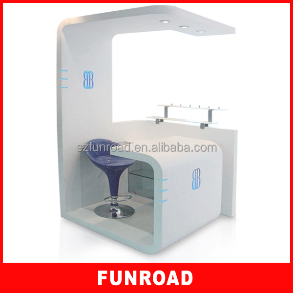 Checkout Counter Cash Counter Table For Retail Shop