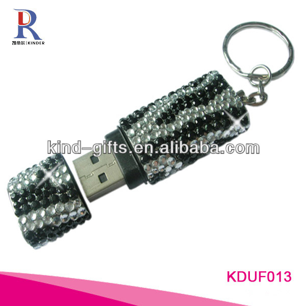 custom 4Gb zebra usb <strong>flash</strong> drive pen keychain